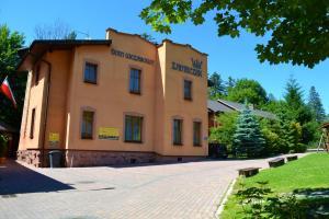 Budynek domu wczasowego Zameczek